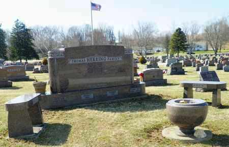 HERRING, ATTIE VER - Shelby County, Ohio | ATTIE VER HERRING - Ohio Gravestone Photos