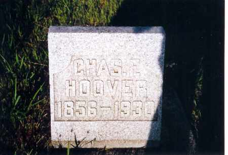HOOVER, CHARLES F - Shelby County, Ohio | CHARLES F HOOVER - Ohio Gravestone Photos