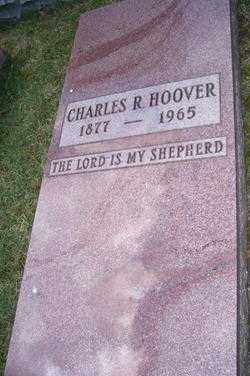 HOOVER, CHARLES - Shelby County, Ohio | CHARLES HOOVER - Ohio Gravestone Photos