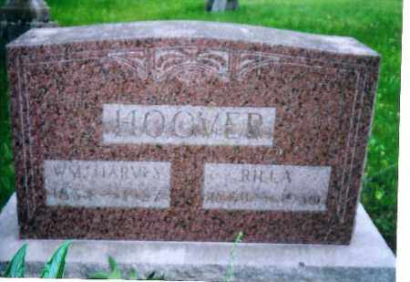 HOOVER, WILLIAM HARVEY - Shelby County, Ohio | WILLIAM HARVEY HOOVER - Ohio Gravestone Photos