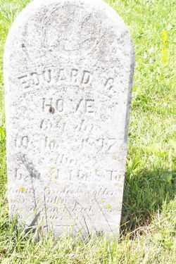 HOVE, EDWARD G - Shelby County, Ohio | EDWARD G HOVE - Ohio Gravestone Photos