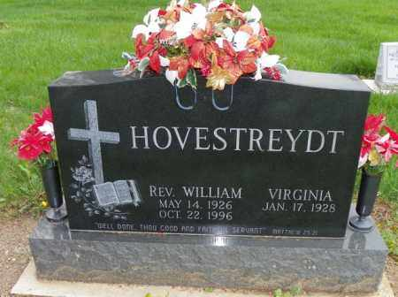 HOVESTREYDT, VIRGINIA - Shelby County, Ohio | VIRGINIA HOVESTREYDT - Ohio Gravestone Photos