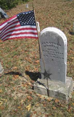 HOWELL, JONATHAN - Shelby County, Ohio | JONATHAN HOWELL - Ohio Gravestone Photos