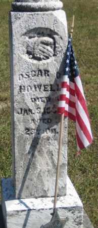 HOWELL, OSCAR O. - Shelby County, Ohio   OSCAR O. HOWELL - Ohio Gravestone Photos