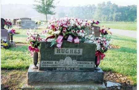 HUGHES, VIRGINIA N. - Shelby County, Ohio | VIRGINIA N. HUGHES - Ohio Gravestone Photos