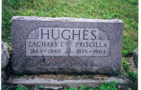 HUGHES, PRISCILLA - Shelby County, Ohio | PRISCILLA HUGHES - Ohio Gravestone Photos