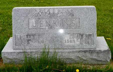 JENKINS, LULU E. - Shelby County, Ohio | LULU E. JENKINS - Ohio Gravestone Photos