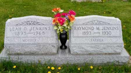 JENKINS, LEAH O. - Shelby County, Ohio | LEAH O. JENKINS - Ohio Gravestone Photos