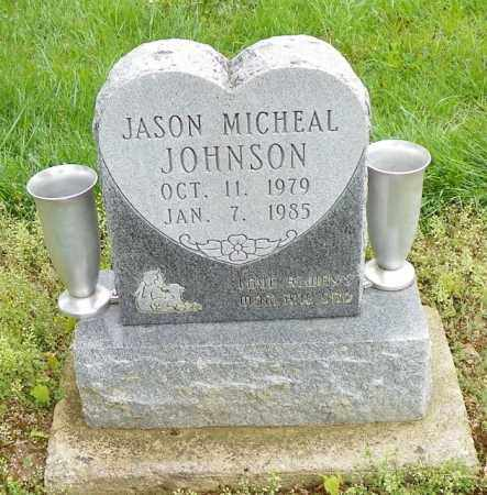 JOHNSON, JASON MICHEAL - Shelby County, Ohio | JASON MICHEAL JOHNSON - Ohio Gravestone Photos