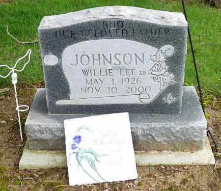 JOHNSON, WILLIE LEE - Shelby County, Ohio | WILLIE LEE JOHNSON - Ohio Gravestone Photos