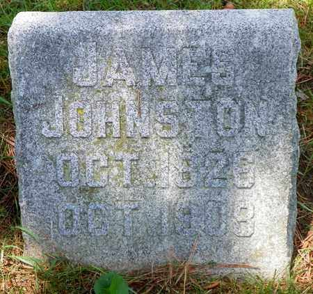 JOHNSTON, JAMES - Shelby County, Ohio | JAMES JOHNSTON - Ohio Gravestone Photos
