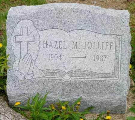 JOLLIFF, HAZEL M. - Shelby County, Ohio | HAZEL M. JOLLIFF - Ohio Gravestone Photos