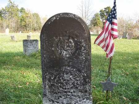 JONES, JOHN - Shelby County, Ohio   JOHN JONES - Ohio Gravestone Photos