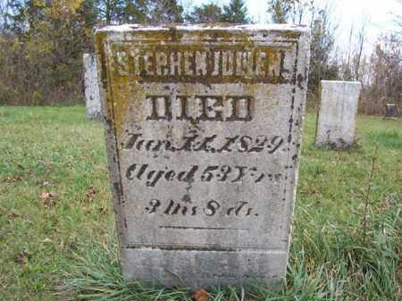 JULIEN, STEPHEN - Shelby County, Ohio | STEPHEN JULIEN - Ohio Gravestone Photos