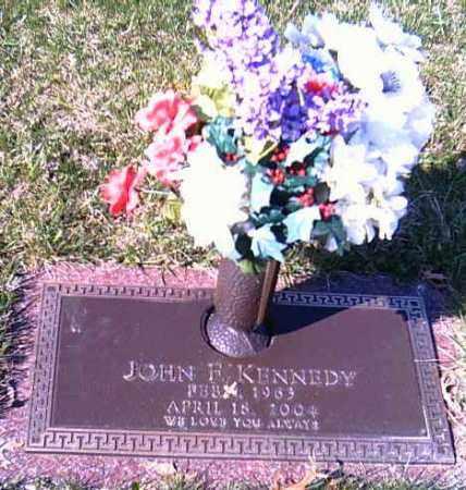 KENNEDY, JOHN F. - Shelby County, Ohio | JOHN F. KENNEDY - Ohio Gravestone Photos