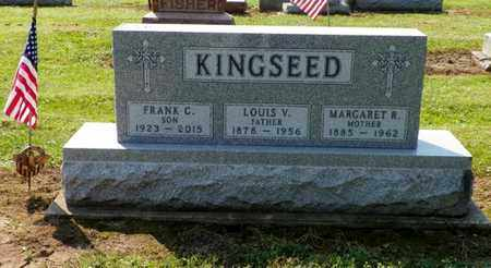 KINGSEED, FRANK C. - Shelby County, Ohio | FRANK C. KINGSEED - Ohio Gravestone Photos