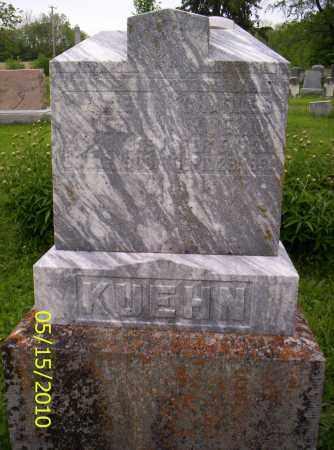 KUEHN, ANNE - Shelby County, Ohio | ANNE KUEHN - Ohio Gravestone Photos
