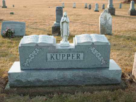 KUPPER, FREDRICK - Shelby County, Ohio | FREDRICK KUPPER - Ohio Gravestone Photos