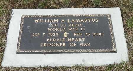 LAMASTUS, WILLIAM A. - Shelby County, Ohio | WILLIAM A. LAMASTUS - Ohio Gravestone Photos