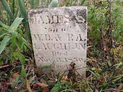 LAUGHLIN, JAMES - Shelby County, Ohio | JAMES LAUGHLIN - Ohio Gravestone Photos