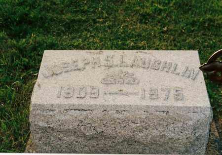 LAUGHLIN, JOSEPH SAMUEL - Shelby County, Ohio   JOSEPH SAMUEL LAUGHLIN - Ohio Gravestone Photos
