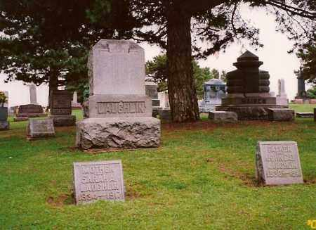 LAUGHLIN, SARAH A. - Shelby County, Ohio | SARAH A. LAUGHLIN - Ohio Gravestone Photos