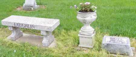 LAUGHLIN, MARLEY E. - Shelby County, Ohio | MARLEY E. LAUGHLIN - Ohio Gravestone Photos