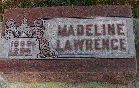 LAWRENCE, MADELINE - Shelby County, Ohio | MADELINE LAWRENCE - Ohio Gravestone Photos