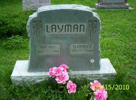 LAYMAN, RACHEL - Shelby County, Ohio | RACHEL LAYMAN - Ohio Gravestone Photos