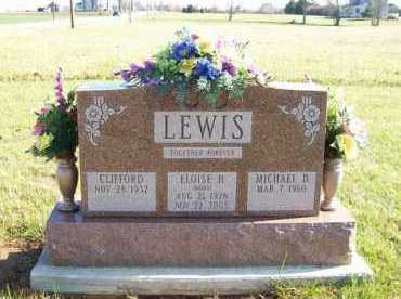 LEWIS, CLIFFORD - Shelby County, Ohio | CLIFFORD LEWIS - Ohio Gravestone Photos