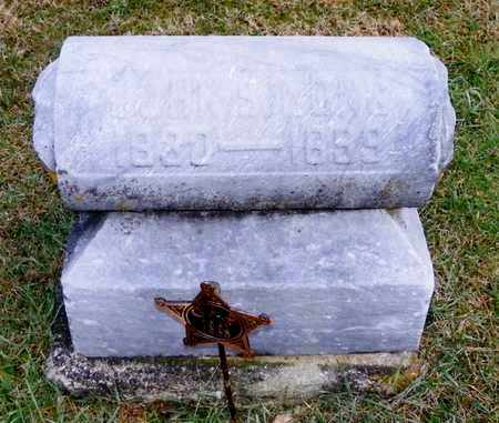 LONG, JOHN S. - Shelby County, Ohio | JOHN S. LONG - Ohio Gravestone Photos