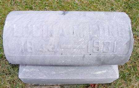 LONG, LUCINA M. - Shelby County, Ohio | LUCINA M. LONG - Ohio Gravestone Photos