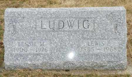 LUDWIG, LEWIS F. - Shelby County, Ohio | LEWIS F. LUDWIG - Ohio Gravestone Photos