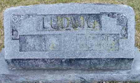 LUDWIG, CAROLINE S. - Shelby County, Ohio | CAROLINE S. LUDWIG - Ohio Gravestone Photos