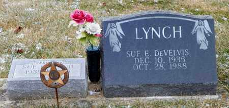 DEVELVIS LYNCH, SUE E. - Shelby County, Ohio | SUE E. DEVELVIS LYNCH - Ohio Gravestone Photos