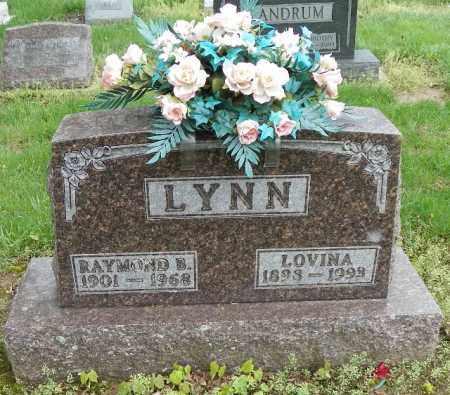 LYNN, RAYMOND B. - Shelby County, Ohio | RAYMOND B. LYNN - Ohio Gravestone Photos