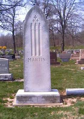 MARTIN, BERTHA E. - Shelby County, Ohio | BERTHA E. MARTIN - Ohio Gravestone Photos