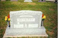 MAYBERRY, COILAH COURTER - Shelby County, Ohio   COILAH COURTER MAYBERRY - Ohio Gravestone Photos