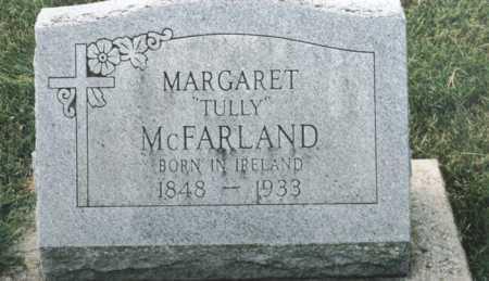 MCFARLAND, MARGARET - Shelby County, Ohio | MARGARET MCFARLAND - Ohio Gravestone Photos