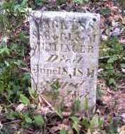 MELLINGER, MAGNESS - Shelby County, Ohio   MAGNESS MELLINGER - Ohio Gravestone Photos