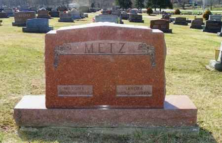 METZ, MILTON E. - Shelby County, Ohio | MILTON E. METZ - Ohio Gravestone Photos