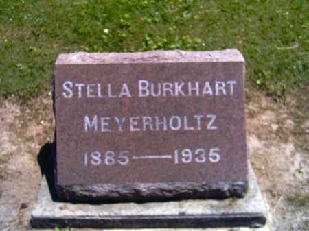 MEYERHOLTZ, STELLA - Shelby County, Ohio | STELLA MEYERHOLTZ - Ohio Gravestone Photos