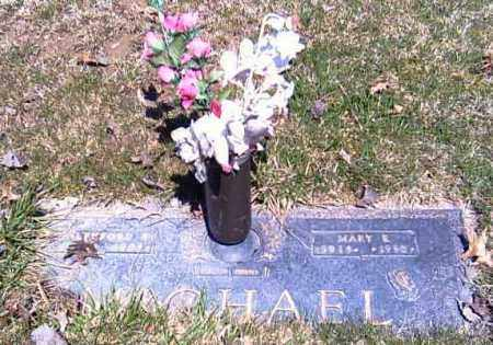 MICHAEL, MARY E. - Shelby County, Ohio | MARY E. MICHAEL - Ohio Gravestone Photos