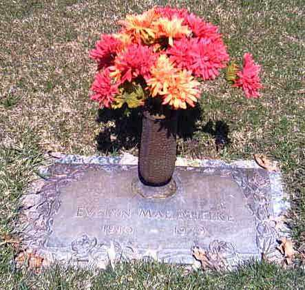 MIELKE, EVELYN MAE - Shelby County, Ohio | EVELYN MAE MIELKE - Ohio Gravestone Photos