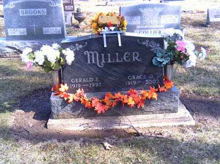 MILLER, GRACE O. - Shelby County, Ohio | GRACE O. MILLER - Ohio Gravestone Photos