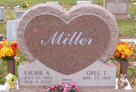 DREES MILLER, LAURIE - Shelby County, Ohio | LAURIE DREES MILLER - Ohio Gravestone Photos