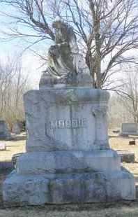 MCCALLY MOODIE, EFFIE A. - Shelby County, Ohio | EFFIE A. MCCALLY MOODIE - Ohio Gravestone Photos