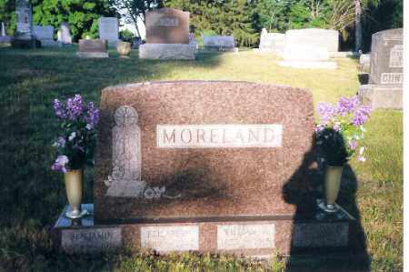 MORELAND, BENJAMIN - Shelby County, Ohio | BENJAMIN MORELAND - Ohio Gravestone Photos