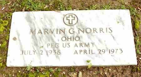 NORRIS, MARVIN G. - Shelby County, Ohio | MARVIN G. NORRIS - Ohio Gravestone Photos