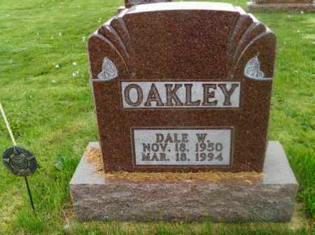 OAKLEY, DALE W. - Shelby County, Ohio | DALE W. OAKLEY - Ohio Gravestone Photos